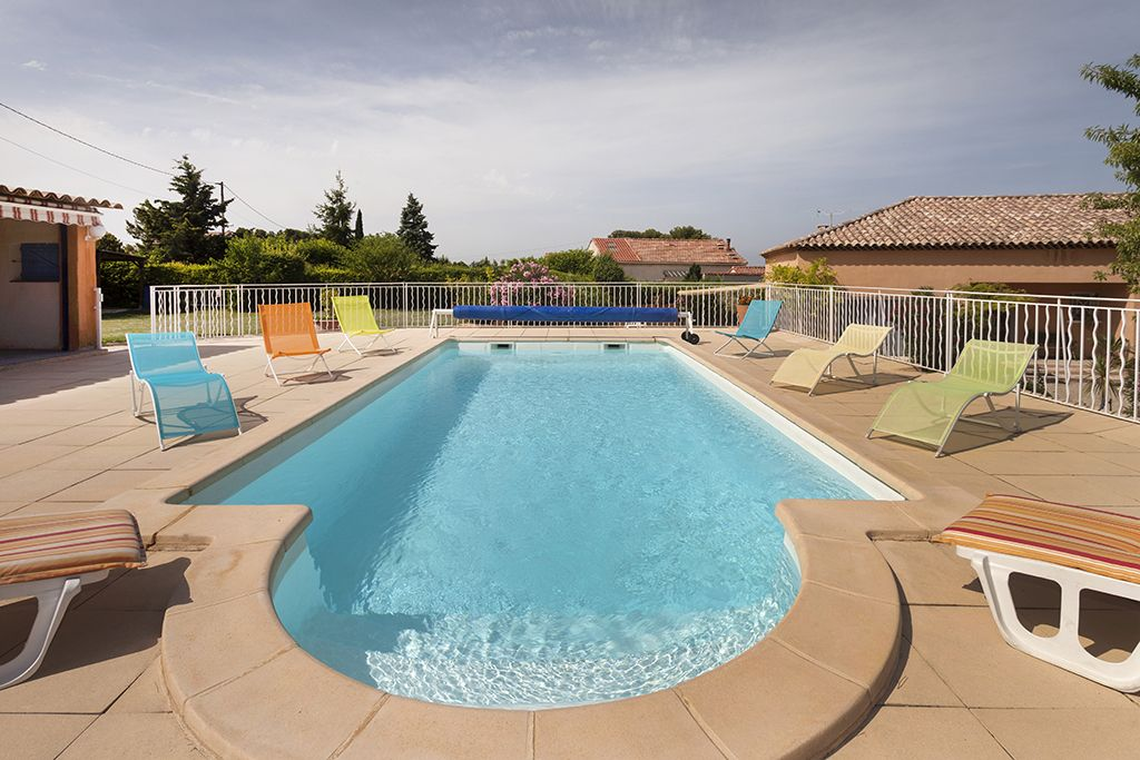 Lovely Modern Villa With Swimming Pool Marseille. Les Médecins House Rental
