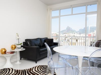 Photo for IpaChic! NEW 2 Bedroom, Ipanema Beach