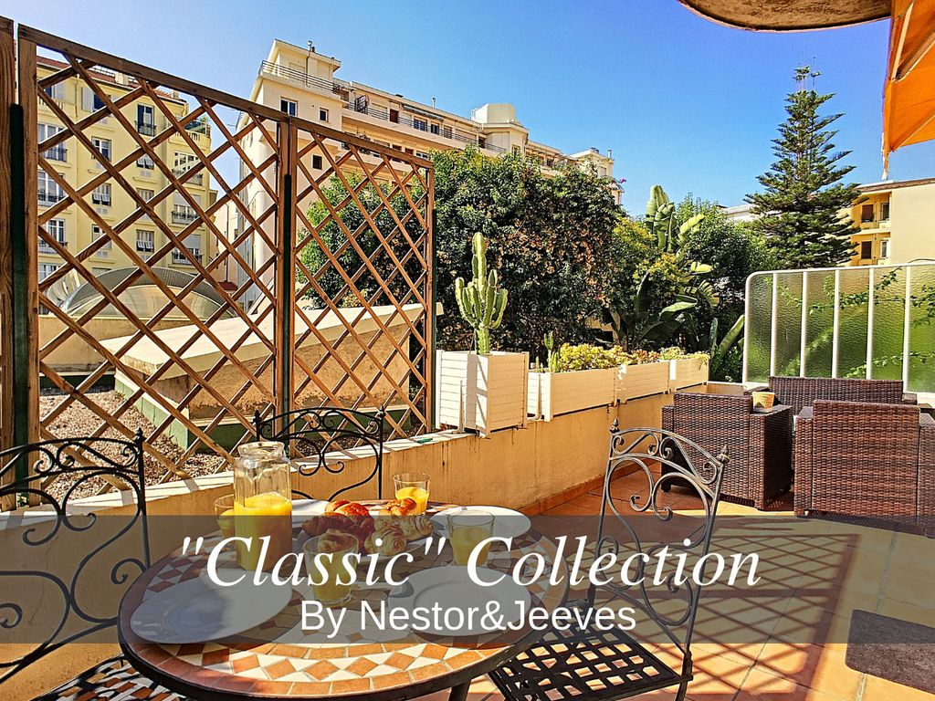 """N&J - """"Provence Terrasse"""" - Central - Proche mer - Spacieux"""