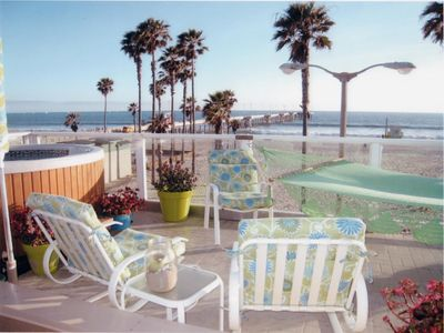 Photo for LUXURY BEACH FRONT GEM UNIQUE IN VENICE BEACH! SPECIAL PRICING THRU JUNE 12TH!!!