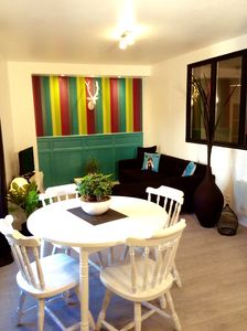 Photo for Beautiful apartment classified quiet for 6 people 5 minutes from the beach