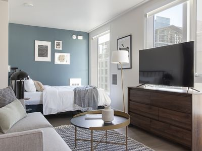 Photo for Chic Studio in Rincon Hill by Sonder