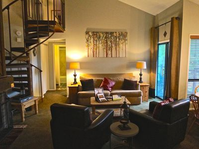 Photo for 2BR/2BA Loft (on Shuttle Route)- Book 5 Nights, Get $50 Off