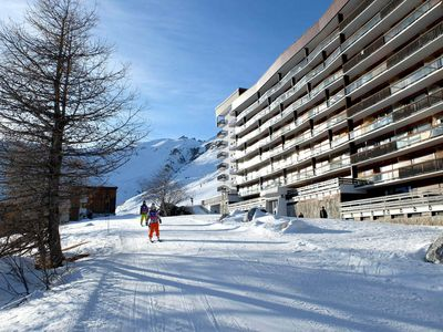 Photo for Apartment Tobby with Ski-in/Ski-out