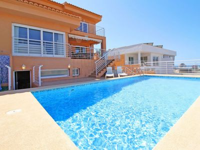 Photo for Vacation home Ferienhaus mit Pool (CLP280) in Calpe/Calp - 11 persons, 5 bedrooms