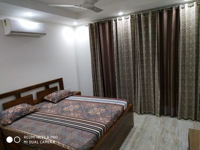 Photo for Fully Furnished 3BHK service apartment