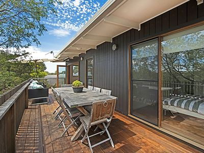 Photo for Treetops - Pet Friendly, Perfect Family Holiday House!