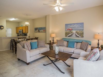 Photo for Near Disney World - Terra Verde Resort - Feature Packed Cozy 3 Beds 2 Baths Townhome - 6 Miles To Disney