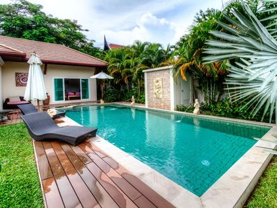 Photo for Pommard - 3 Bedrooms Private Pool Villa
