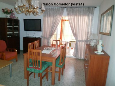 Photo for Very comfortable apartment 50 meters from San Antonio beach