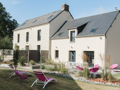 Photo for house bayeux 6 people