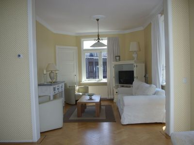 Scheveningen luxury attractively furnished holiday homes with terrace and fireplace
