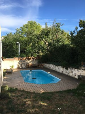 Photo for PROVENCAL VILLA WITH POOL 15 MIN OF BEACHES, AIX EN PCE AND MARSEILLE