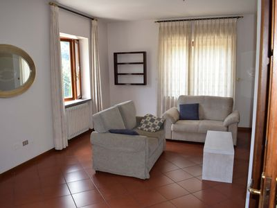 Photo for Bagni di Lucca - Fornoli - Spacious, equipped apartment, 3 bedrooms