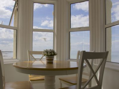 Photo for Sea view Victorian penthouse
