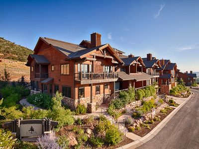 Photo for Juniper Landing by Resorts West - Ski access to Canyon's Village at Park City Mountain