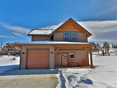 Photo for Have Fun/Relax in a Gorgeous New Mountain Home, Well Equipped, Great Location