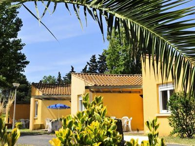 Photo for Camping Les Cigales *** - Gite 5 people - 4/5 people (between 11 and 15 years)