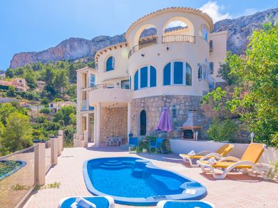Photo for TANGO, villa in Calp-Maryvilla for 8 guests