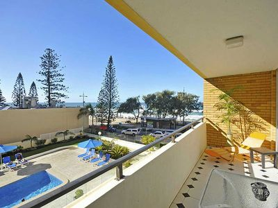 """Photo for """"ON THE BEACH""""- 2 br Absolute Beachfront Surfers Paradise"""