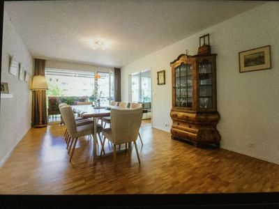 Photo for Spacious, central & modern with large sunny balcony