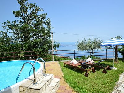 Photo for Vacation home Villa More  in Lovran/Tuliševica, Kvarner - 11 persons, 5 bedrooms