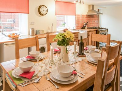 Photo for THE ANTLERS, Coldstream - Town centre property ideal for families and groups