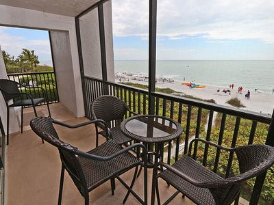 Photo for Gulf Front, Two Bedroom Condo with Den - Sundial K308