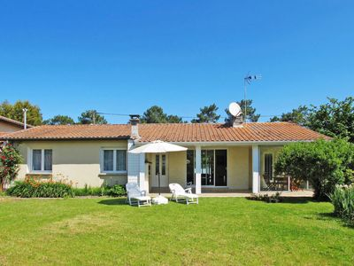 Photo for Vacation home Ferienhaus (CFE130) in Cap Ferret - 6 persons, 3 bedrooms