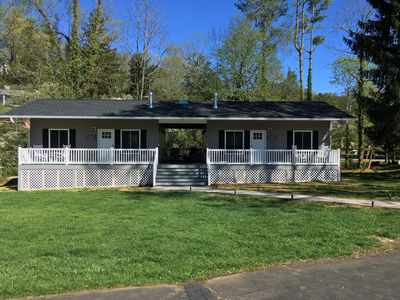 Photo for Brand New Blue Ridge Cottage Walking Distance to Downtown Waynesville