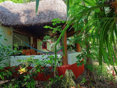 Photo for 1BR Bungalow Vacation Rental in Playa del Carmen, Quintana Roo