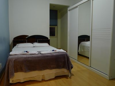 Photo for Comfort and excellent location South Zone of Rio. Near Lapa and Santa Tereza