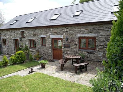 Photo for Characterful cottage in beautiful, quiet, rural location close to the coast.