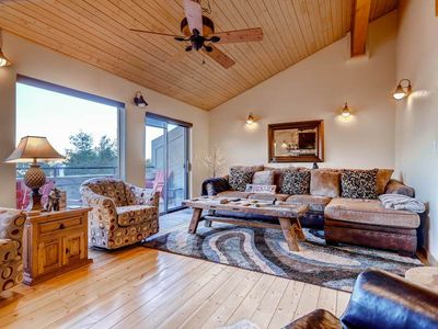 Photo for Inviting Town Home w/ Great Valley Views & Sauna