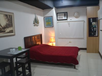 Photo for Backpackers Budget Room Near SM City Cebu with Harbor View