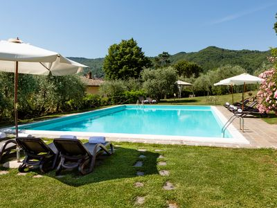 Photo for Villa il Castellaccio #2 Chianti ,Tuscany apartment with swimming pools