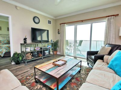 Photo for Crystal Shores West 805- Peace ~ Love ~ Beach ~ Spring Break Dates are Still Available. Book Now