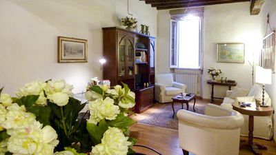 Photo for Perfect Golden Location Piazza Navona, WiFi, Washer, Via Coronari, Campo Fiori
