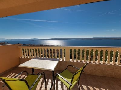 Photo for Holiday apartment with panoramas views