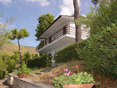Photo for Apartment in Sperlonga with Parking, Internet, Washing machine, Pool (127139)