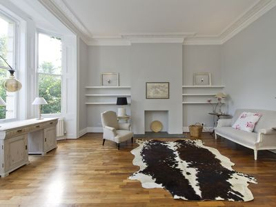 Photo for The original Notting Hill apartment with a patio