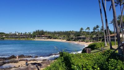 Photo for Napili Shores A-206, ROMANTIC OCEANFRONT STUDIO ON NAPILI BAY!! New Owners
