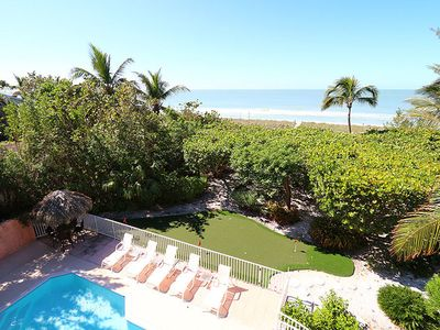 Photo for Beautiful, 5 Bedroom, Beach Front Home in Captiva Village - White Pelican
