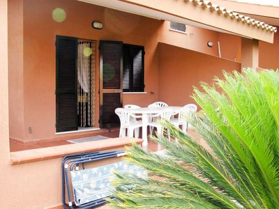 Photo for Beautiful apartment for 4 people with internet, pool, A/C, TV, balcony and pets allowed