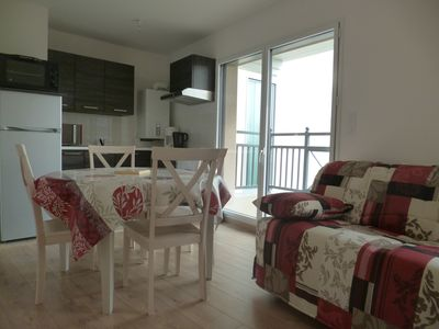 Photo for new apartment furnished T2 BBC