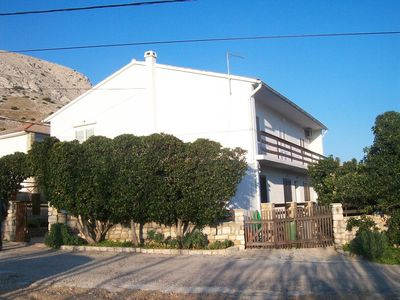 Photo for Studio appartment in Pag (Pag) capacity 2+0
