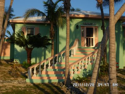 Photo for Da Villa Ocean Front Home, Luxury & Privacy on Pink Sand Beach SPECIAL