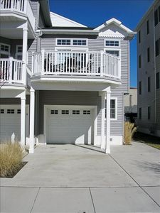 Photo for Beautiful  5 BR/3 BA Townhouse. 600 Steps to Beach
