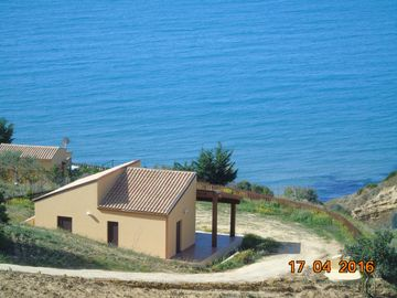 Villas by the sea, free wi-fi, air conditioning ...... - Villa Anna Vittoria Unità 3882501