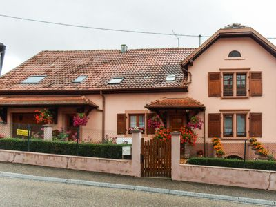Photo for Cottage at the foot of the Vosges Mountains, 2 bedrooms, sleeps 6, fully renovated